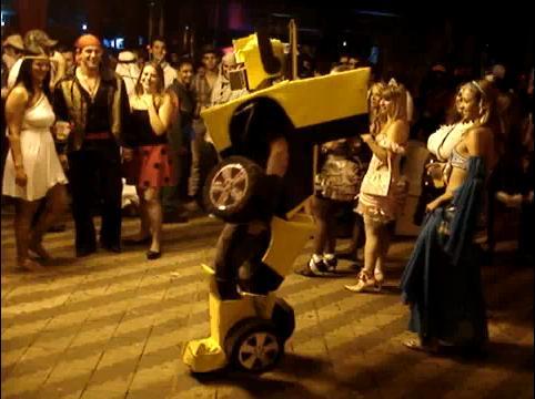 Human Transformer