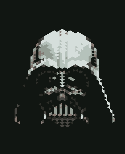 Star Wars Triangle Art 3
