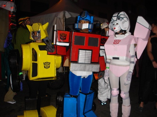 17 Transformers Costume Ideas For Walyou : transformer costumes for adults  - Germanpascual.Com