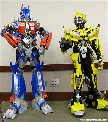 17 transformers costume ideas for halloween walyou bumblebee and optimus prime costume solutioingenieria Choice Image