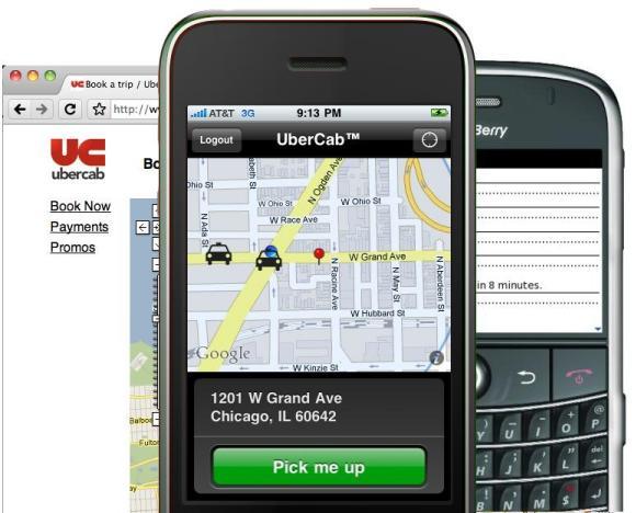 Uber Cab 1
