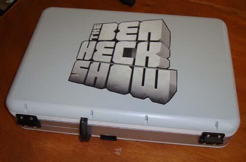 Ben Heck Xbox Slim mod