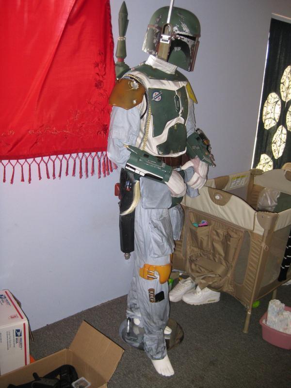 bizarre star wars costumes boba fett costume 2