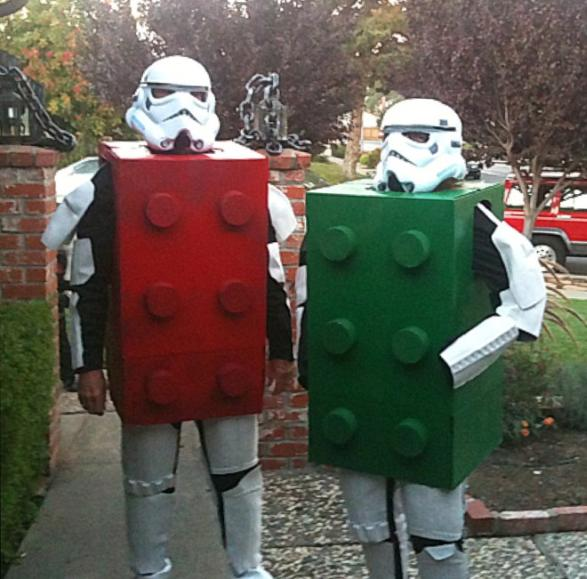 bizarre star wars costumes stormtrooper costume 1