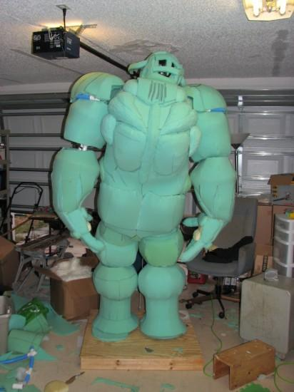 bizarre star wars costumes wampa costume 3