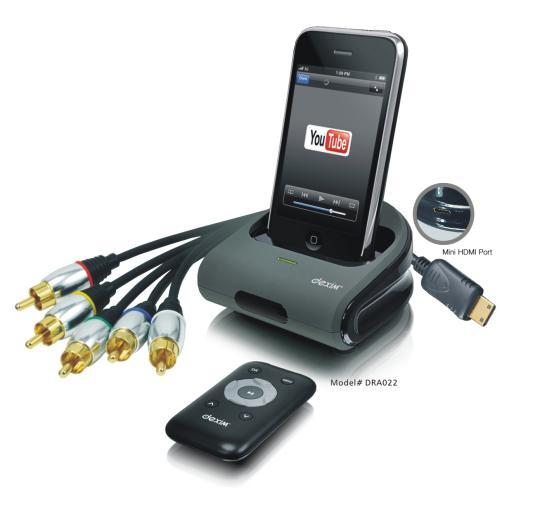dexim iphone av dock giveaway winner