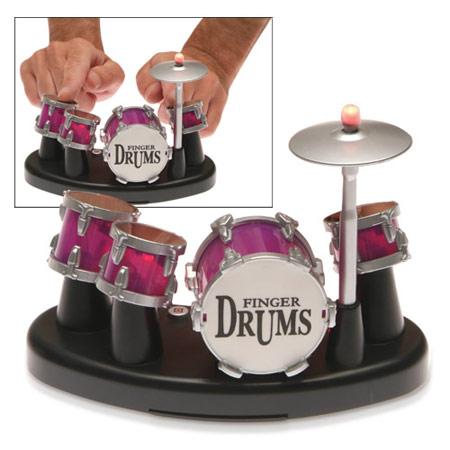 finger drums gadget