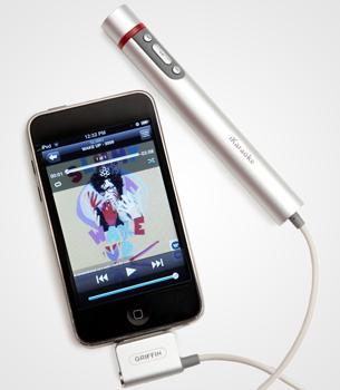 iPod Karaoke1