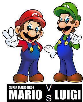 mario & luigi facebook fight image thumb