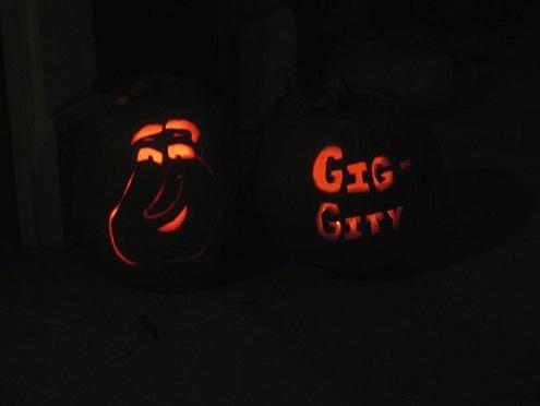 pumpkin carvings family guy glenn quagmire 3