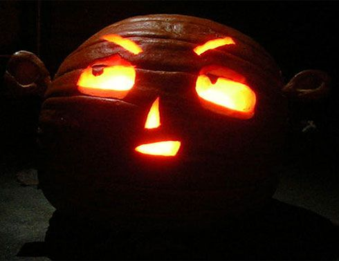 pumpkin carvings family guy stewie griffin 2