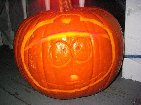 pumpkin carvings south park 1