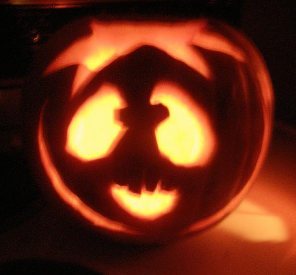 pumpkin carvings south park 4