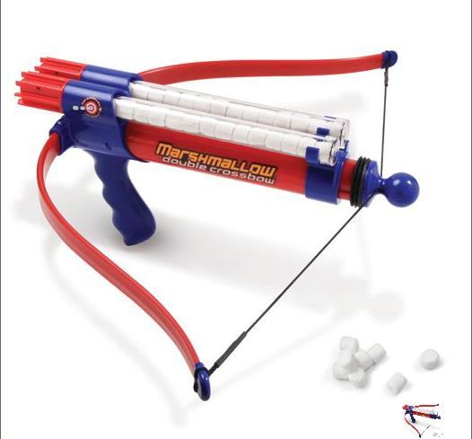 Marshamllow crossbow