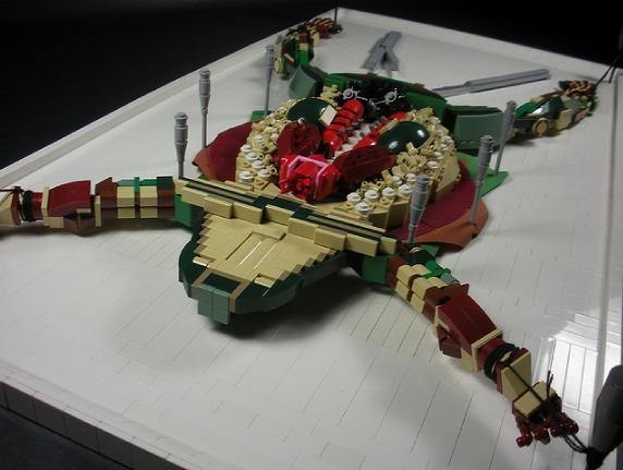Dissection Lego 2