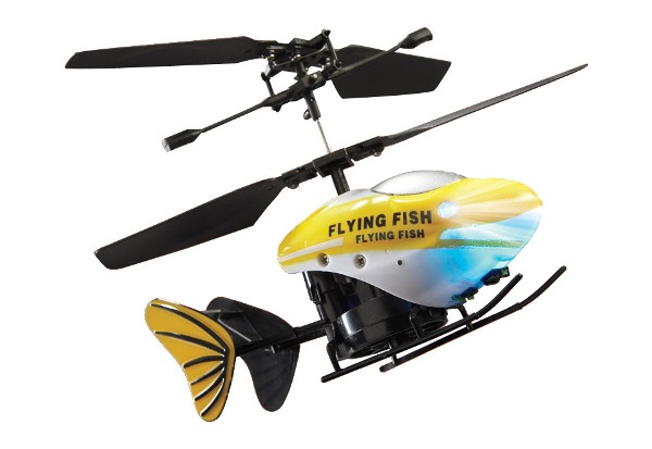 Flying Fish RC Mini Helicopter
