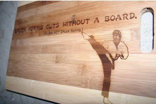 17 Geekiest Cutting Board Designs