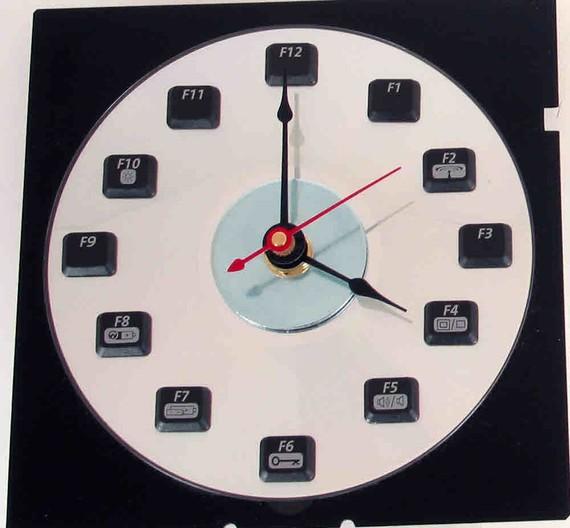 Keyboard Fuction Key Clock 2