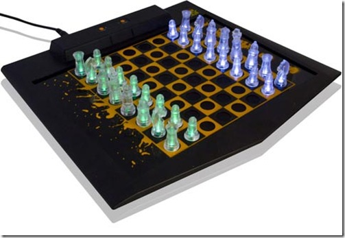 LED chess
