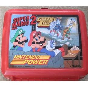 Zelda lunchbox