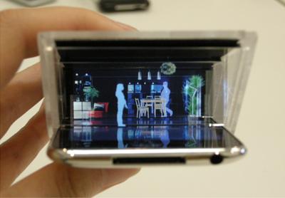 Palm Top Theatre i3DG preview