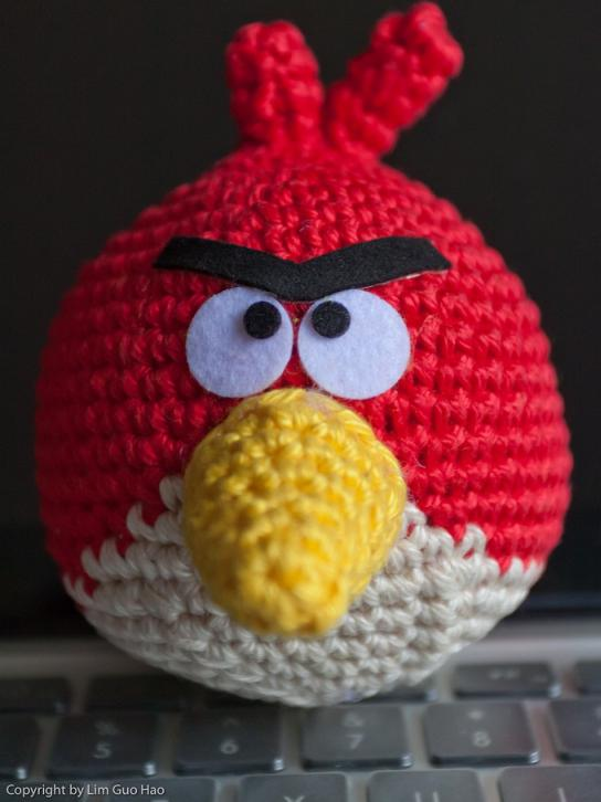 angry birds game collection art and craft design 11