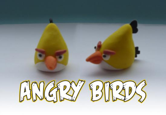 angry birds game collection art and craft design 3