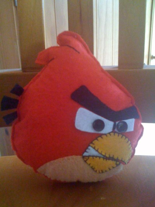 angry birds game collection art and craft design 8