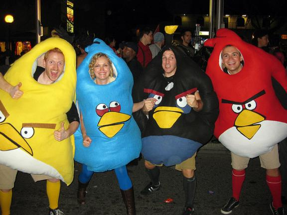 angry birds game collection costume designs 4