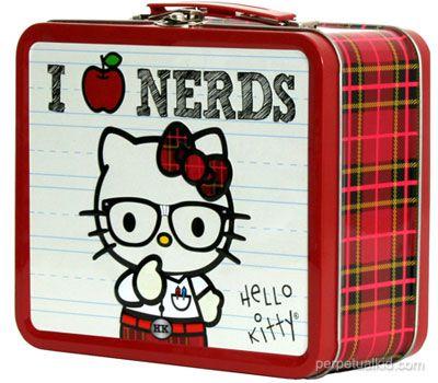 Geek Lunch box