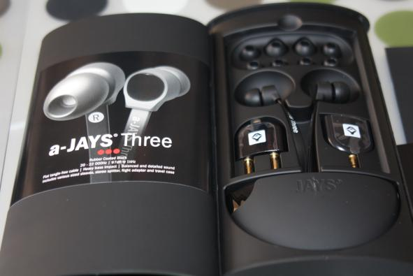 jays a-jays earphone package