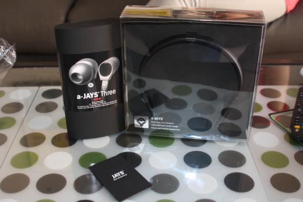 jays earphones headphones hands on review