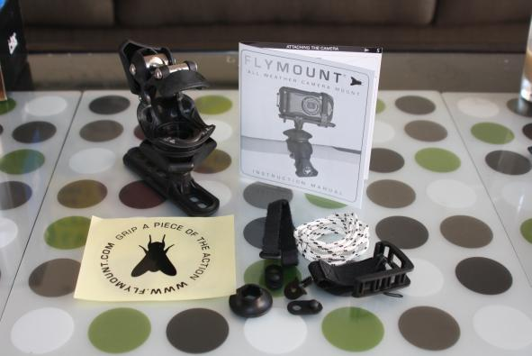 review flymount camera mount image