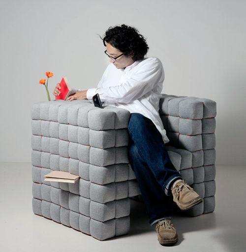 Lost in Sofa Artist