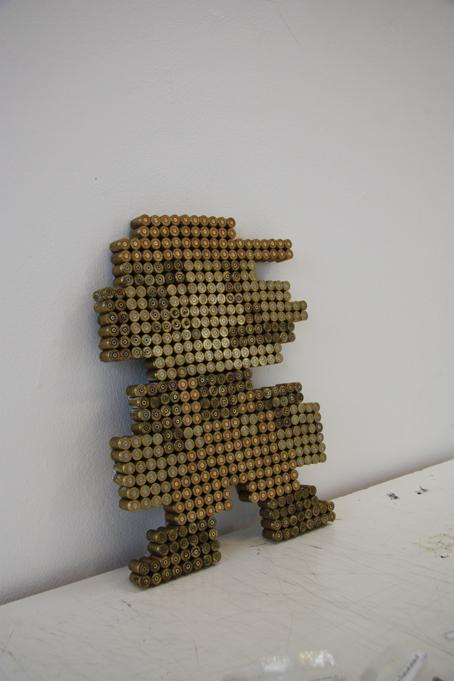 super mario bullet artworks